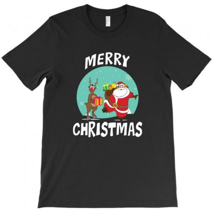 Adorable Reindeer T-shirt Designed By Michelziud