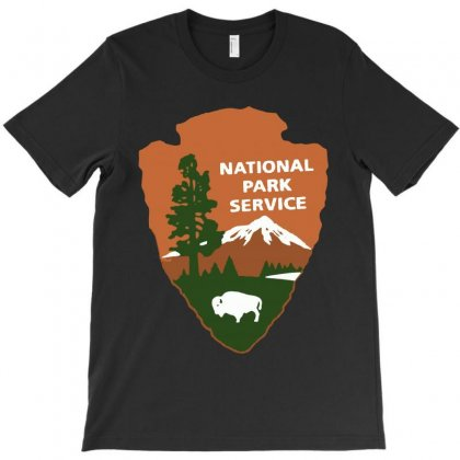 National Park Service T-shirt Designed By Rodgergise