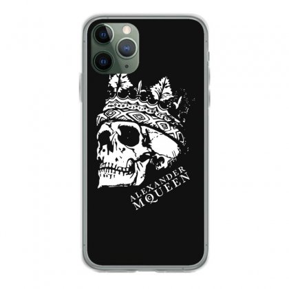 Alexander Mc Queen Skull Iphone 11 Pro Case Designed By Pujangga45