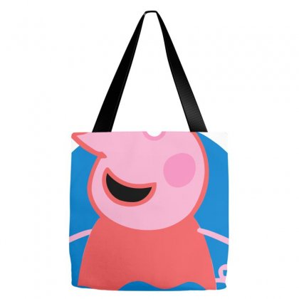 Peppa Pig Tote Bags Designed By Dejavu77