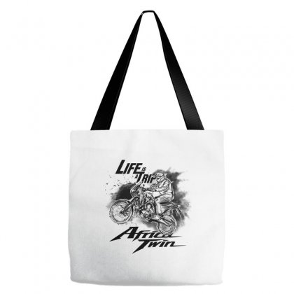 Life Is A Trip Tote Bags Designed By Kelimok