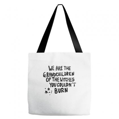 We Are The Grandchildren Of The Witches... Tote Bags Designed By Kelimok