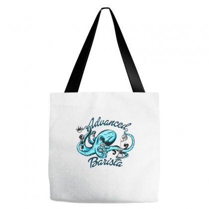 Advanced Barista Tote Bags Designed By Kelimok