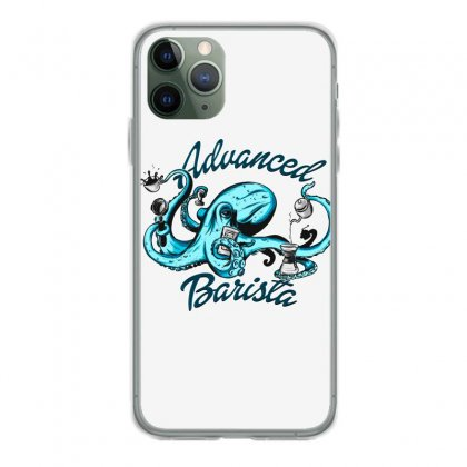 Advanced Barista Iphone 11 Pro Case Designed By Kelimok
