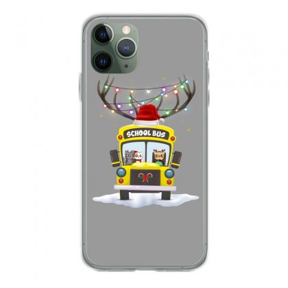 Christmas School Bus For Light Iphone 11 Pro Case Designed By Hasret