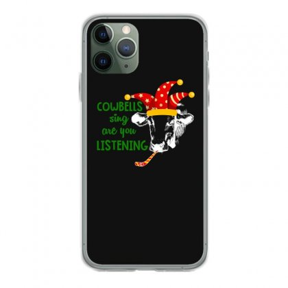 Cowbells Sign Are You Listening For Dark Iphone 11 Pro Case Designed By Hasret