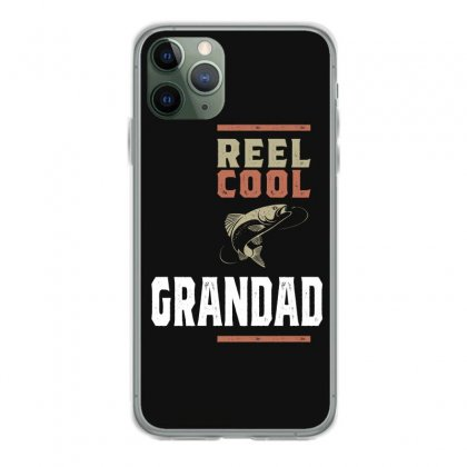 Mens Reel Cool Grandad Tee Fishing Gift Funny Iphone 11 Pro Case Designed By Cidolopez