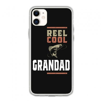 Mens Reel Cool Grandad Tee Fishing Gift Funny Iphone 11 Case Designed By Cidolopez