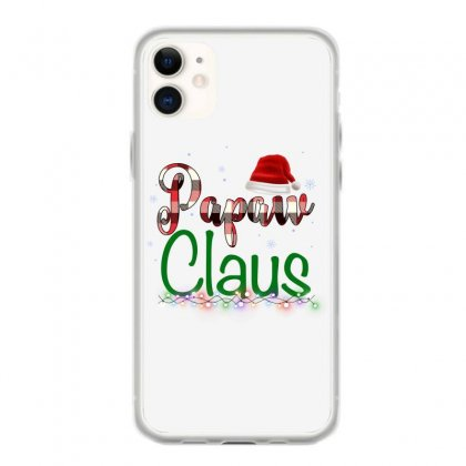 Papaw Claus Plaid Pattern For Light Iphone 11 Case Designed By Hasret
