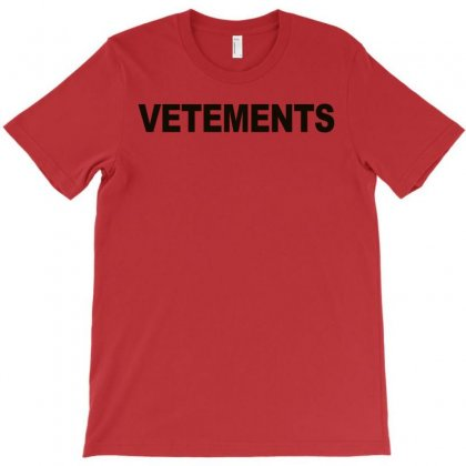 Vetements T-shirt Designed By Artwoman