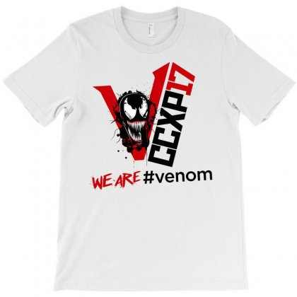 We Are Venom T-shirt Designed By Artwoman