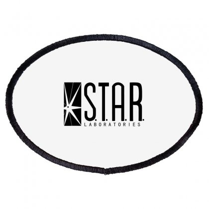 Star Laboratories Oval Patch Designed By Blackheart