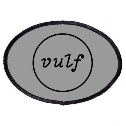 Vulfpeck Oval Patch Designed By Blackheart