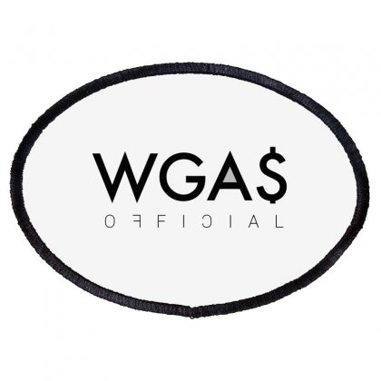 Wgas Official Oval Patch Designed By Blackheart