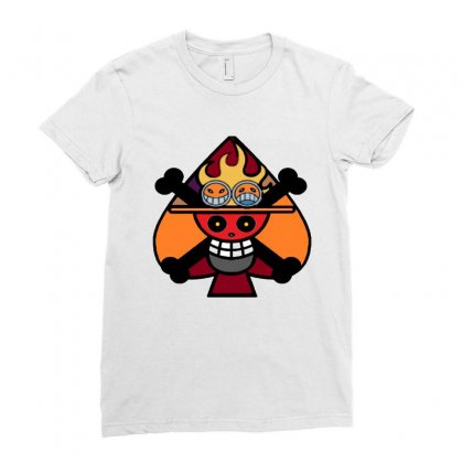 Ace2020 Ladies Fitted T-shirt Designed By Kasem