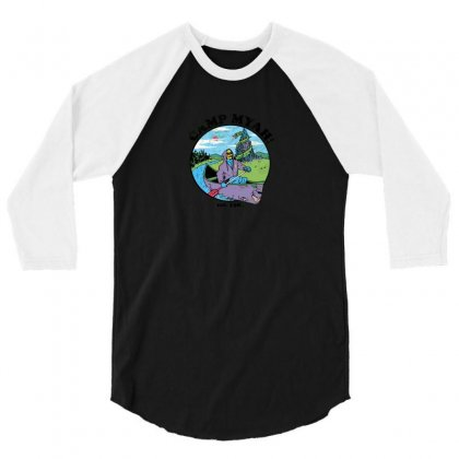 Camp Myah 3/4 Sleeve Shirt Designed By Baron