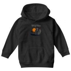 dung with the wind Youth Hoodie | Artistshot