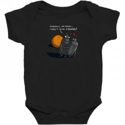 dung with the wind Baby Bodysuit | Artistshot