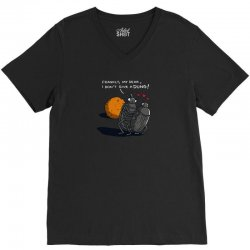 dung with the wind V-Neck Tee   Artistshot