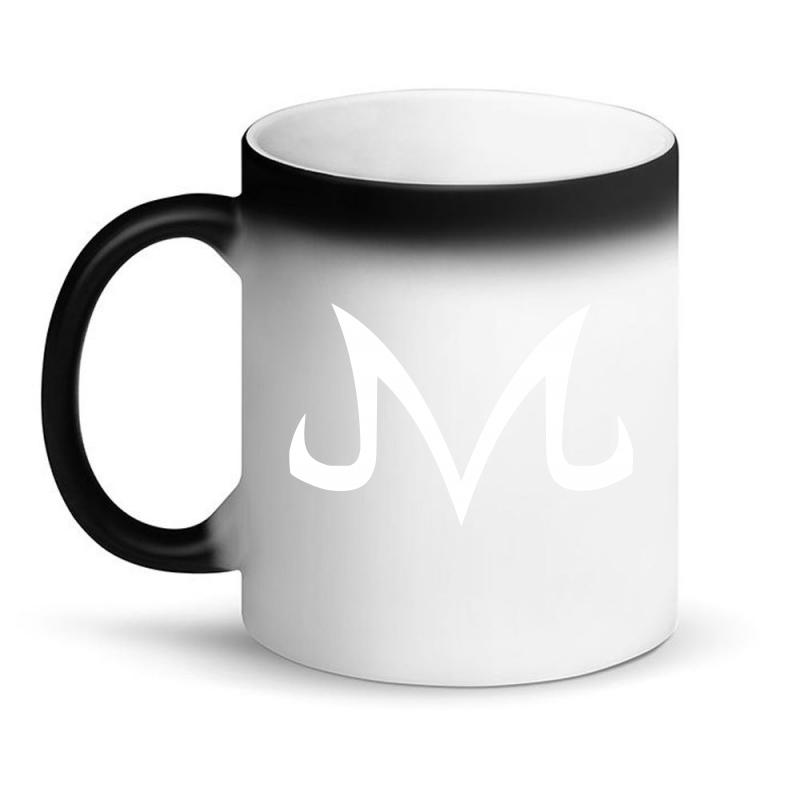 Majin Logo White Magic Mug | Artistshot