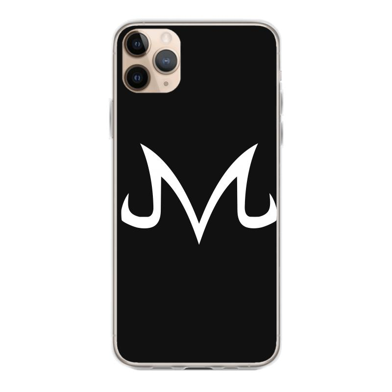 Majin Logo White Iphone 11 Pro Max Case | Artistshot