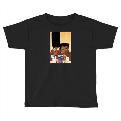 House Party Toddler T-shirt Designed By Baron
