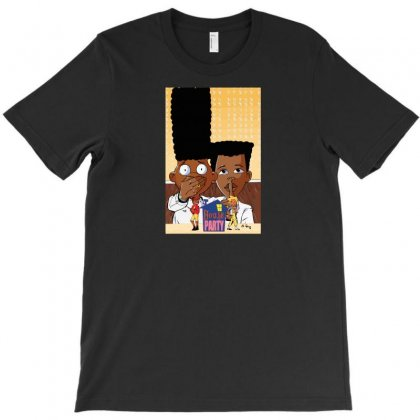 House Party T-shirt Designed By Baron