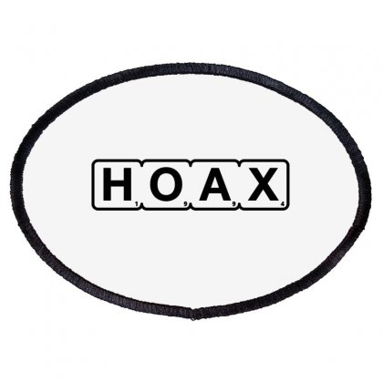 Hoax 1994 Oval Patch Designed By Animestars