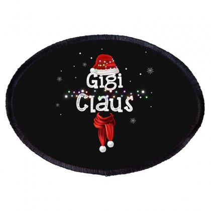 Gigi Claus For Dark Oval Patch Designed By Hasret