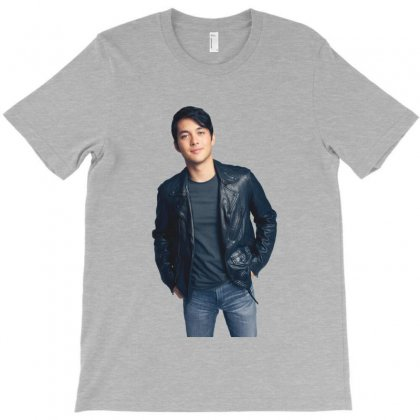 Laine Hardy T-shirt Designed By Nugrahadamanik