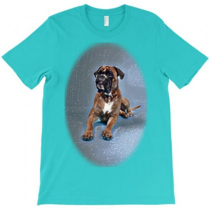 Website Banner Of A Happy Dogass T-shirt Designed By Kemnabi