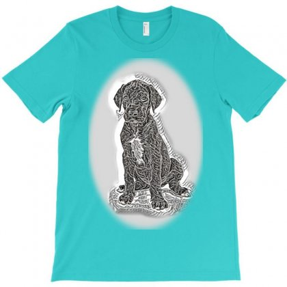 Hungry  Jack Russell  Dog Beh With Tongue, Is T-shirt Designed By Kemnabi