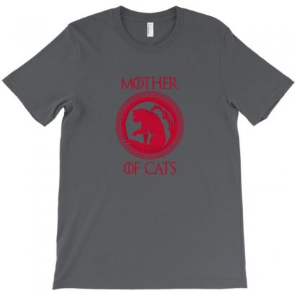 The Mother Cats T-shirt Designed By Tasha