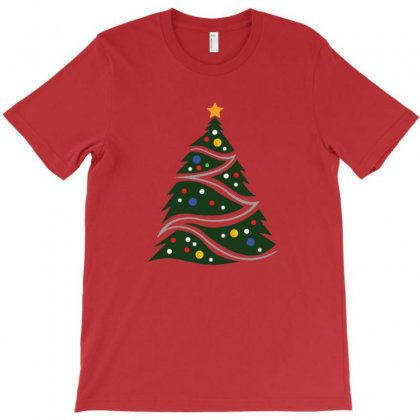 Christmas Tree T-shirt Designed By As99