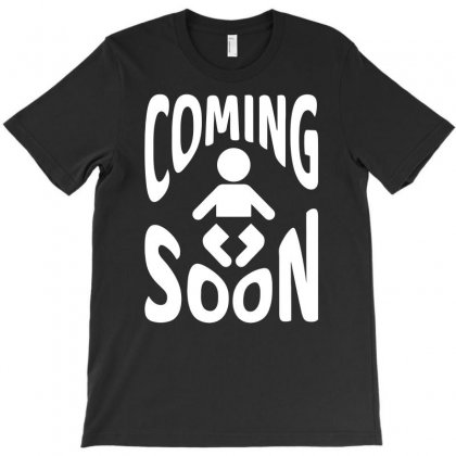 Coming Soon Boy Funny T-shirt Designed By Candrashop