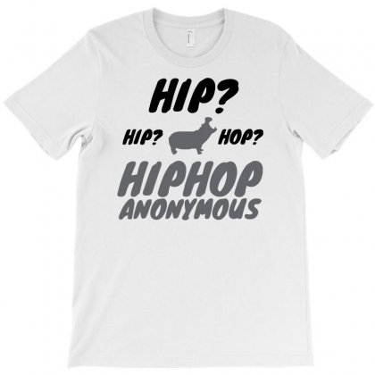 Hiphop Anonymous Funny T-shirt Designed By Candrashop