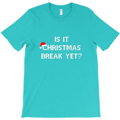 Is It Christmas T-shirt Designed By As99