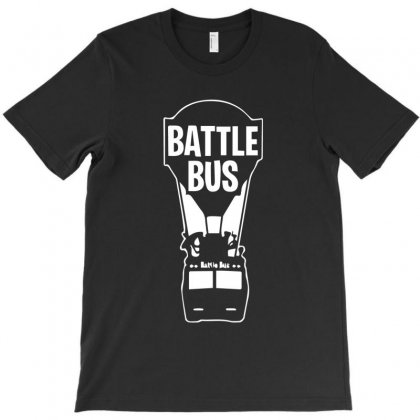 Battle Bus T-shirt Designed By Bud1