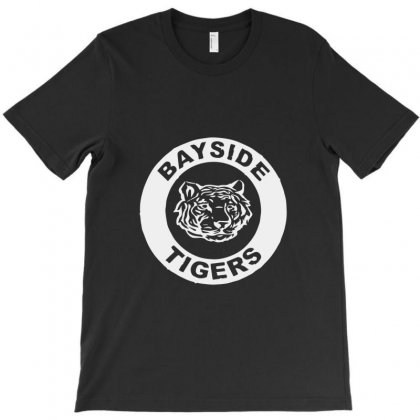 Bayside Tigers T-shirt Designed By Bud1
