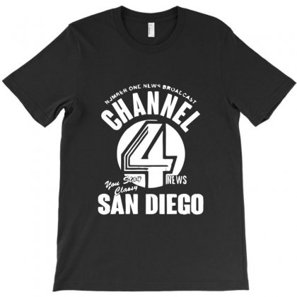Channel 4 News T-shirt Designed By Bud1