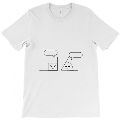 Complementary Angle T-shirt Designed By Bud1