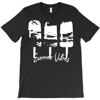 Summer Vibes T-shirt Designed By Bud1