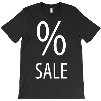 Sale Per Cent Funny T-shirt Designed By Candrashop