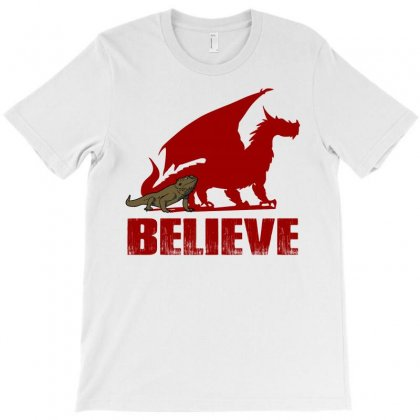I Believe In Tad Cooper T-shirt Designed By Shadowart