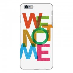 We not me iPhone 6 Plus/6s Plus Case | Artistshot