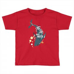 The life under water Toddler T-shirt | Artistshot