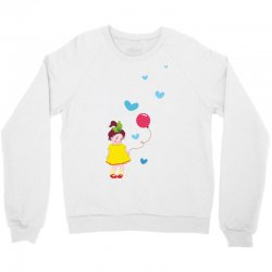 Little girl Crewneck Sweatshirt | Artistshot
