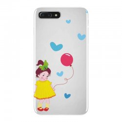 Little girl iPhone 7 Plus Case | Artistshot