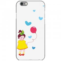 Little girl iPhone 6/6s Case | Artistshot