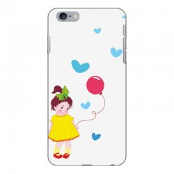 Little girl iPhone 6 Plus/6s Plus Case | Artistshot